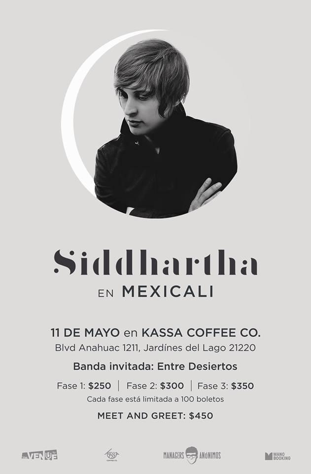 Siddhartha en Mexicali