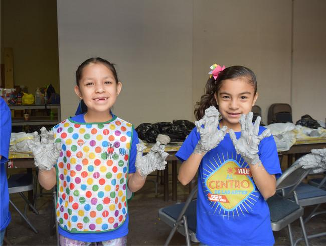 """Niñas, niños y jóvenes comienzan """"Viaje al Centro de las Artes"""""""