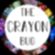 The Crayon Bug Logo Circle.webp