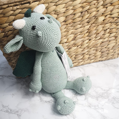 Little Stories x Mama H Dragon Soft Toy