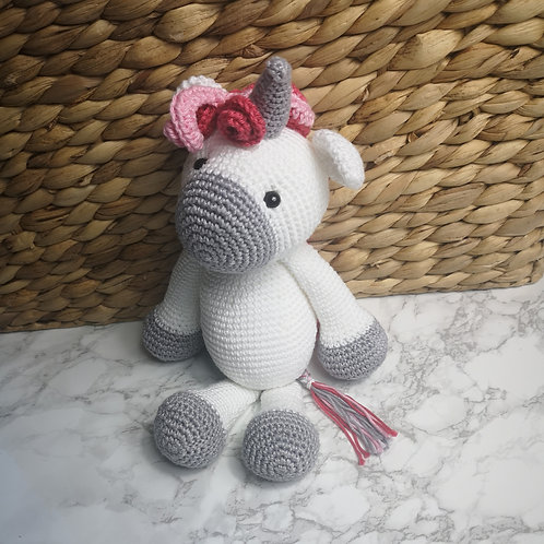 Little Stories x Mama H Unicorn Soft Toy