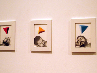 100x100, exposición en la Galeria A del Arte