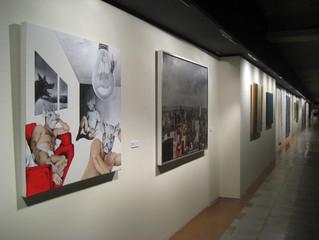 XXXVII Premio Bancaja de Pintura, Escultura y Arte Digital, Sala Muralla en el IVAM, Valencia, del 7