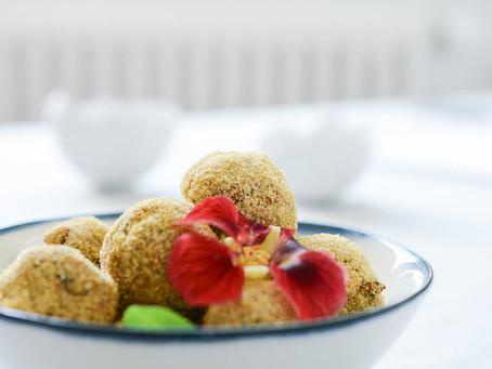 - Recette - Falafel à l'okara de soja