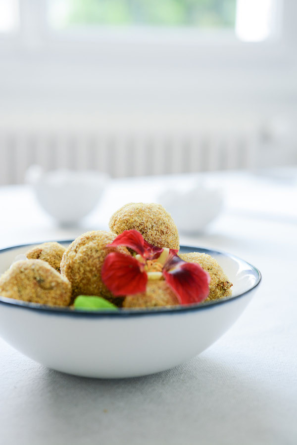 Falafel okara de soja, recette vegan et anti-gaspi | Primesautier