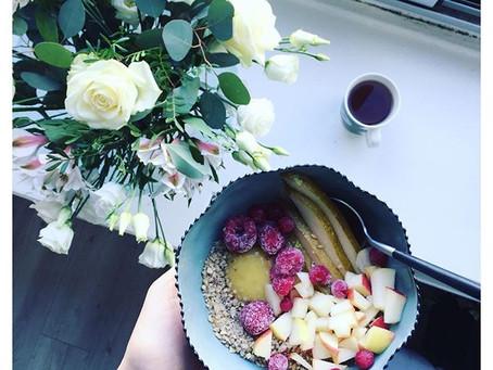 - Astuce - manger des fruits rouges ... en hiver !