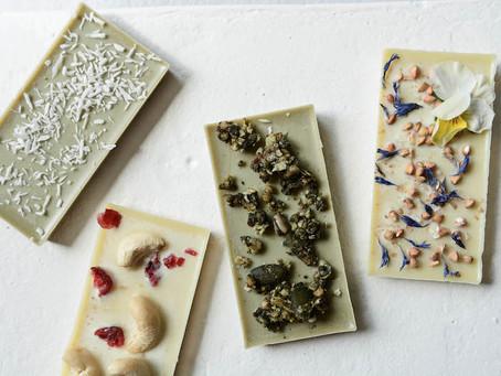 - Recette - chocolat blanc vegan maison