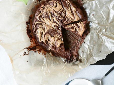 - Recette - brownie sans gluten patate douce et tahini
