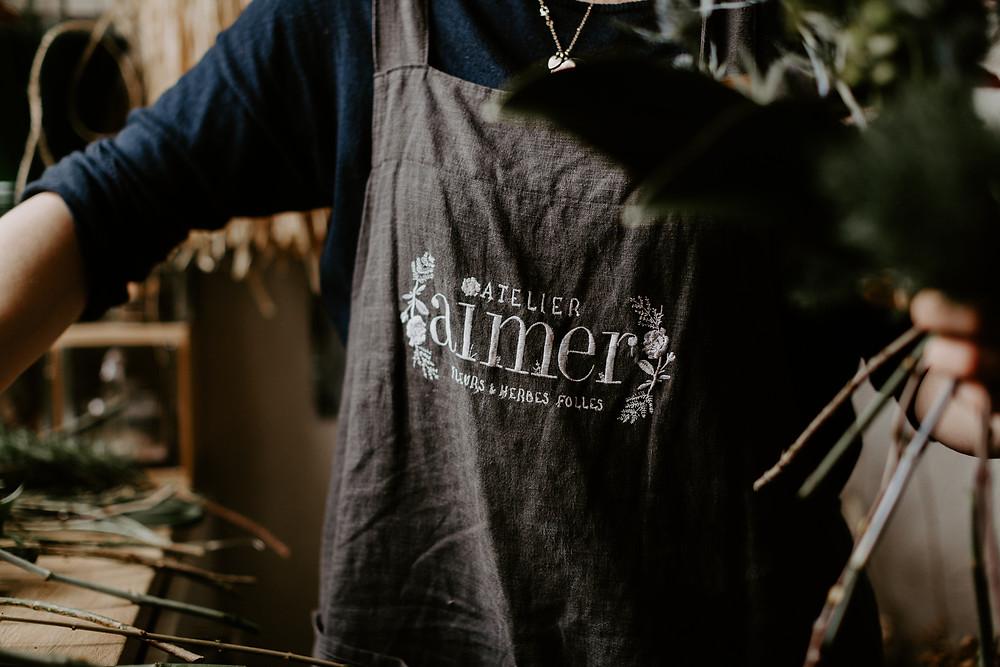 Atelier Aimer - Atelier Fleuriste Nantes