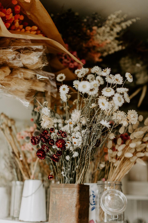 Composition Florales - Fleuristes Mariages Nantes - Atelier Aimer