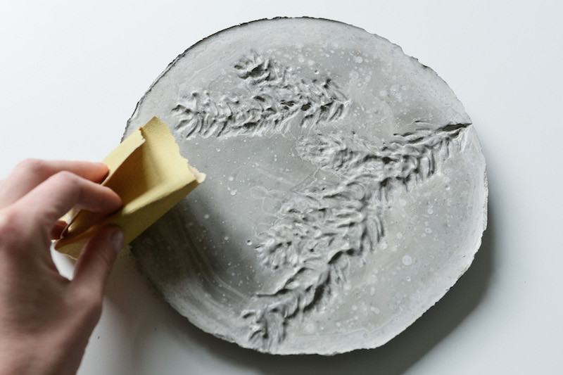 DIY Plateaux ciment - Primesautier