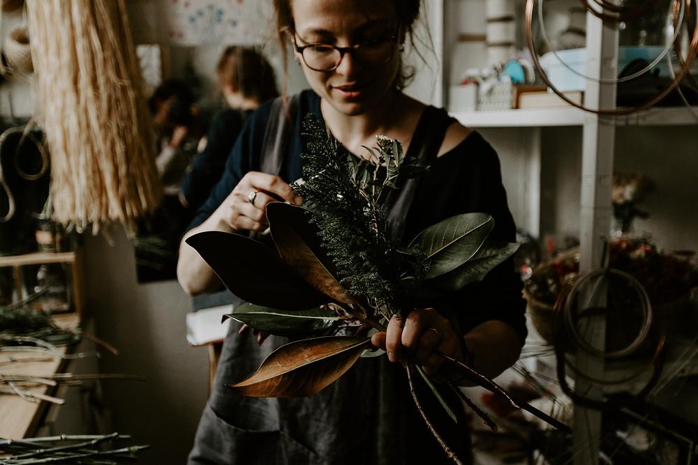 Atelier Aimer - Fleuriste Nantes - Mariages et créations florales