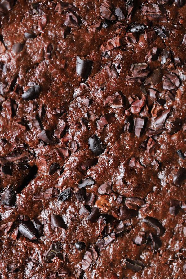 Recette brownie vegan au levain