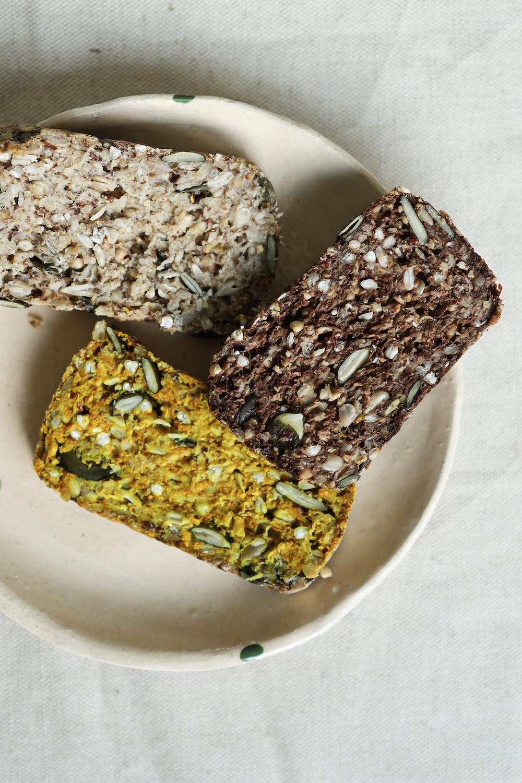 Recette pain vegan et sans gluten aux graines