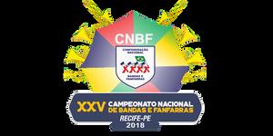 XXV Campeonato Nacional de Bandas e Fanfarras em Recife 2018