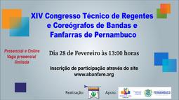 XIV Congresso Abanfare 2021