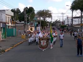 Desfile Cívico de San Martin 2017