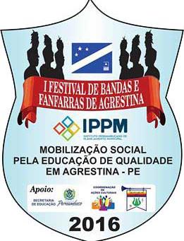 I Festival de Bandas e Fanfarras de Agrestina
