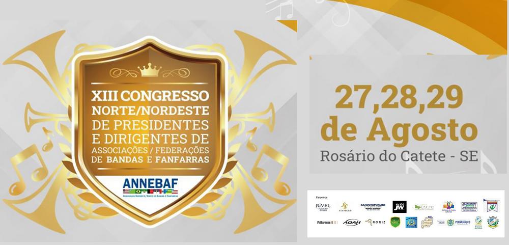 XIII Congresso Nordeste/Norte Annebaf