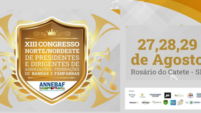 XIII Congresso Nordeste/Norte