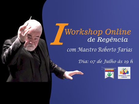 I Workshop de Regência da Abanfare - PE