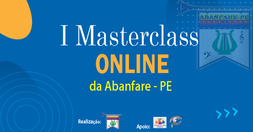 Masterclass da Abanfare, Abanfare-PE, Bandas e Fanfarras de Pernambuco