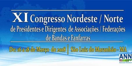 XI Congresso Nordeste Norte