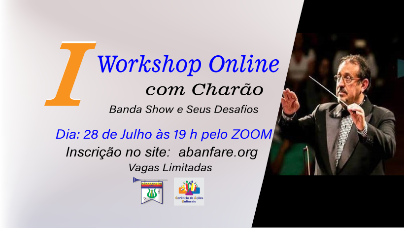 I Workshop Online com Charão