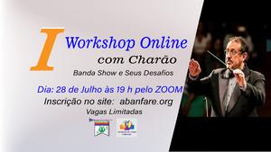 I Workshop Online com Charão