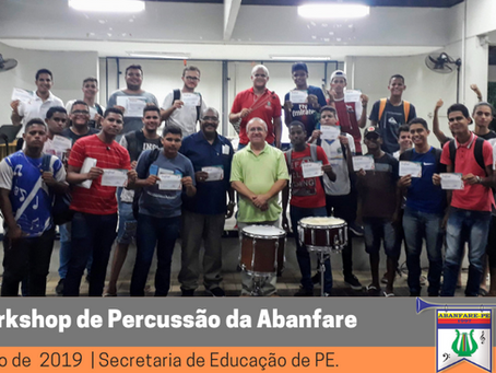 II Workshop da Abanfare