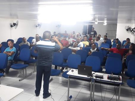 Reunião Mensal da Abanfare