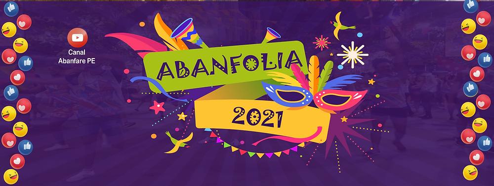 abanfolia 2021, Abanfare, Bandas e Fanfarras PE
