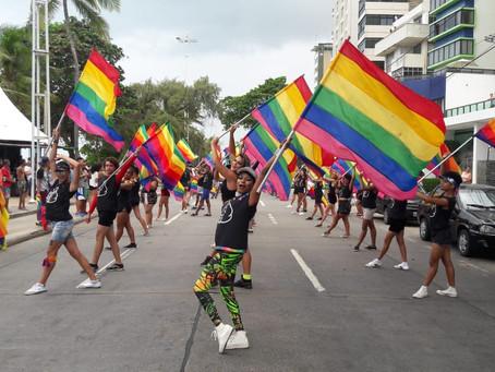 Coreógrafos de Bandas e Fanfarras de Pernambuco na Parada da Diversidade 2017