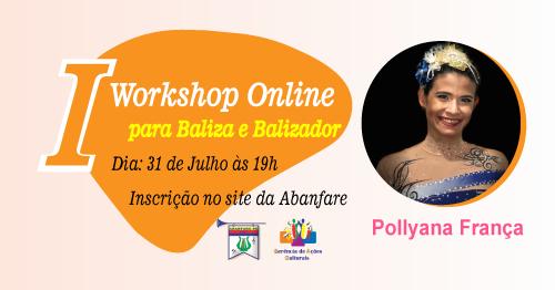 I Workshop Online para Baliza e Balizador