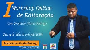 I Workshop Online da Abanfare Editoração Finale