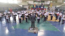 Etapa Final da XII Copa Pernambucana de Bandas e Fanfarras