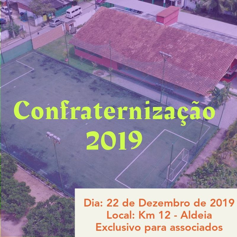 Confraternização da Abanfare 2019