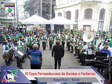 Etapa Final da XI Copa Pernambucana de Bandas e Fanfarras