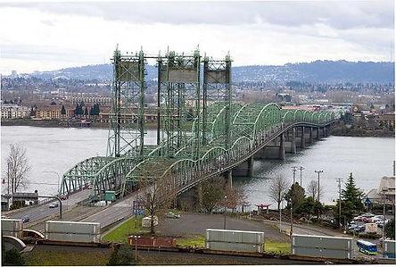 Vancouver WA I5 bridge