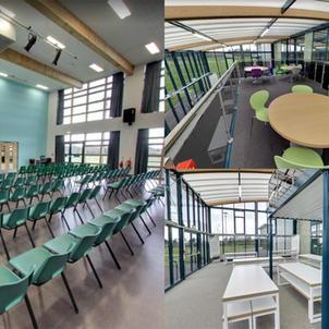 Hall, Kitchen & Conservatory