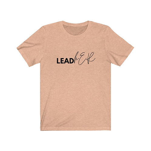 LeadHER shirt