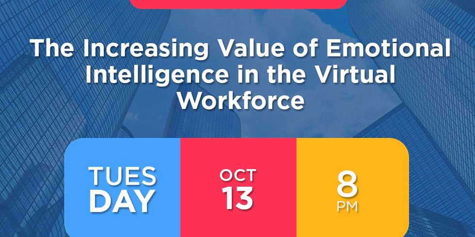 The Increasing Value of Emotional Intelligence in the Virtual Workforce Webinar