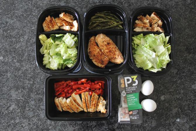 Keto Weekly Meal Prep