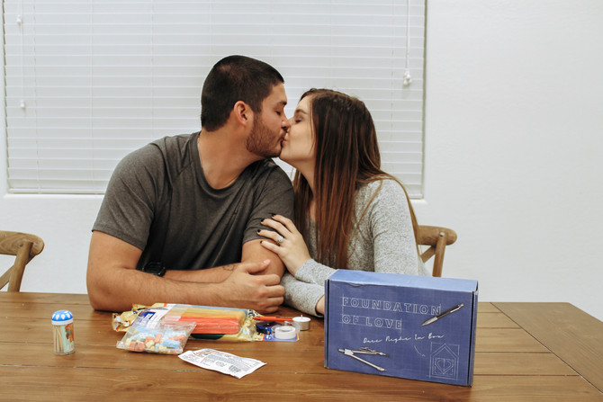 Dating Your Spouse- Night in Boxes