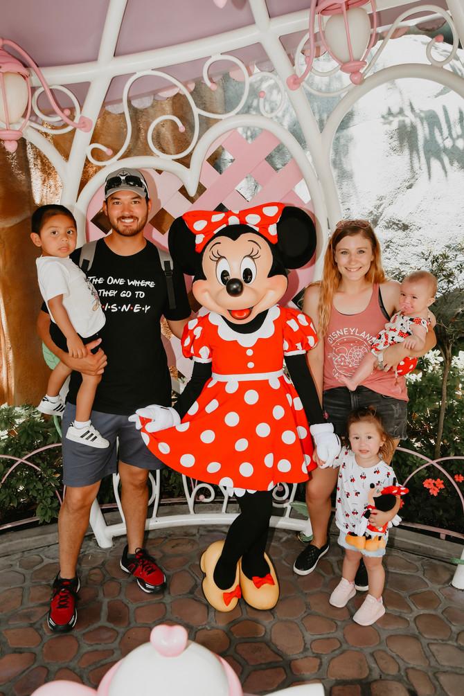 Disneyland on a Budget!
