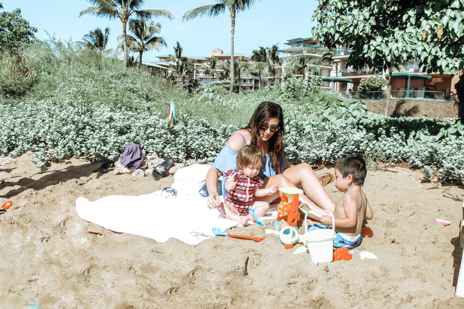 Hawaii- What to do With Kids in Maui