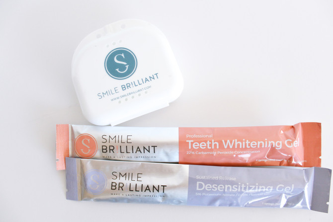 Best At Home Teeth Whitening!