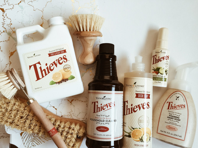 3 Items to Ditch + Switch on your Toxin Free Journey!