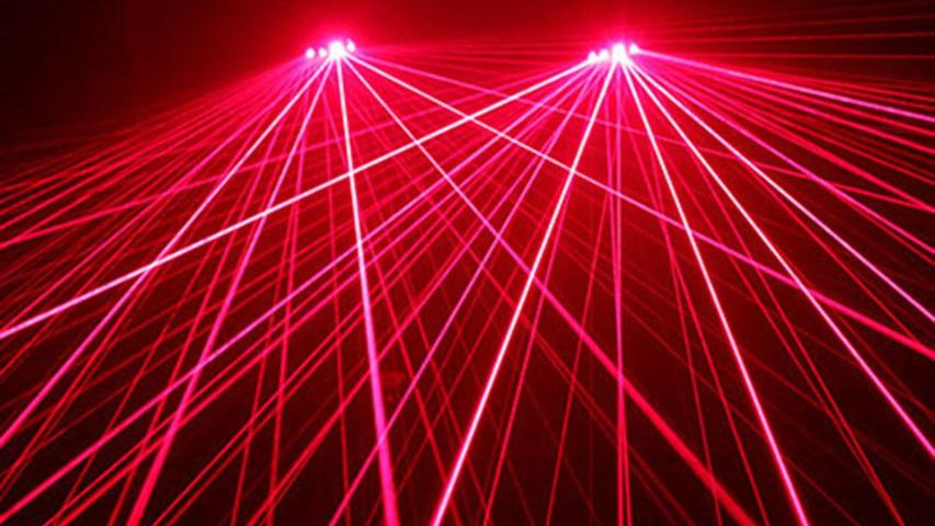 efectos especiales laser guantes gafas