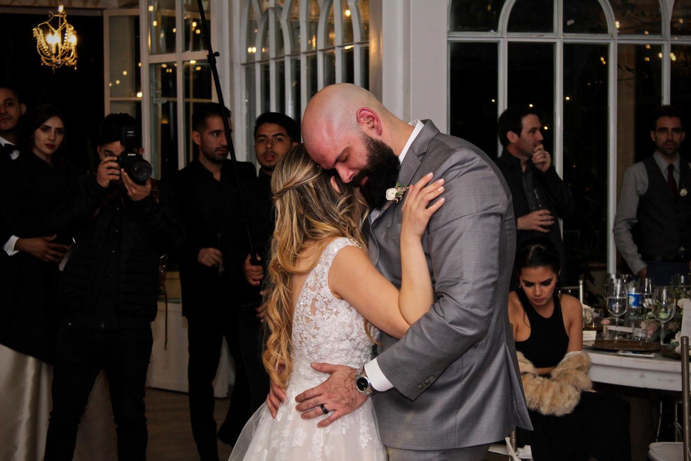 Primer baile matrimonio